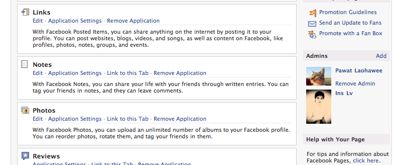 how to add page admin on facebook